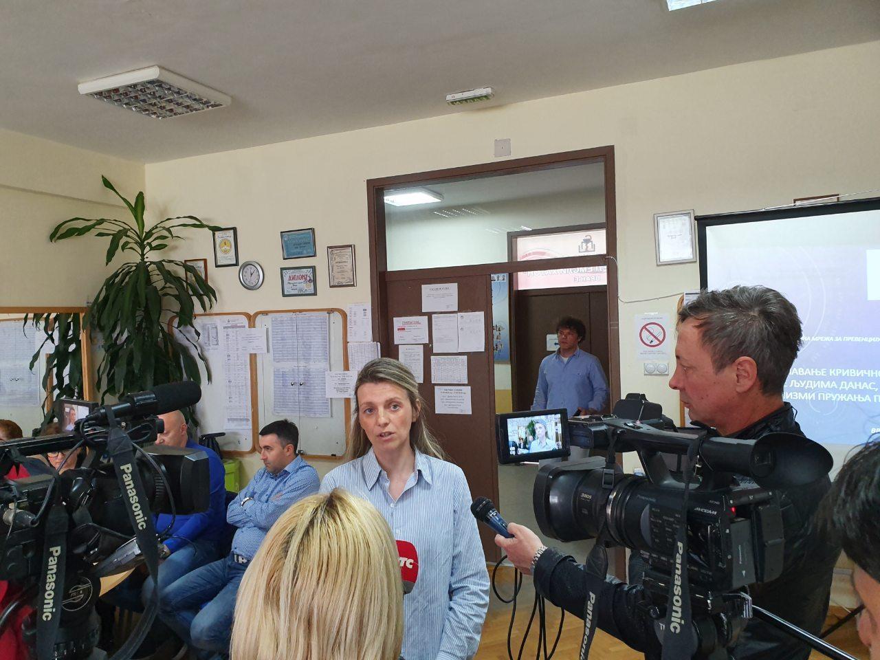 Lidija Djordjevic UG Atina Vranje trgovina ljudima