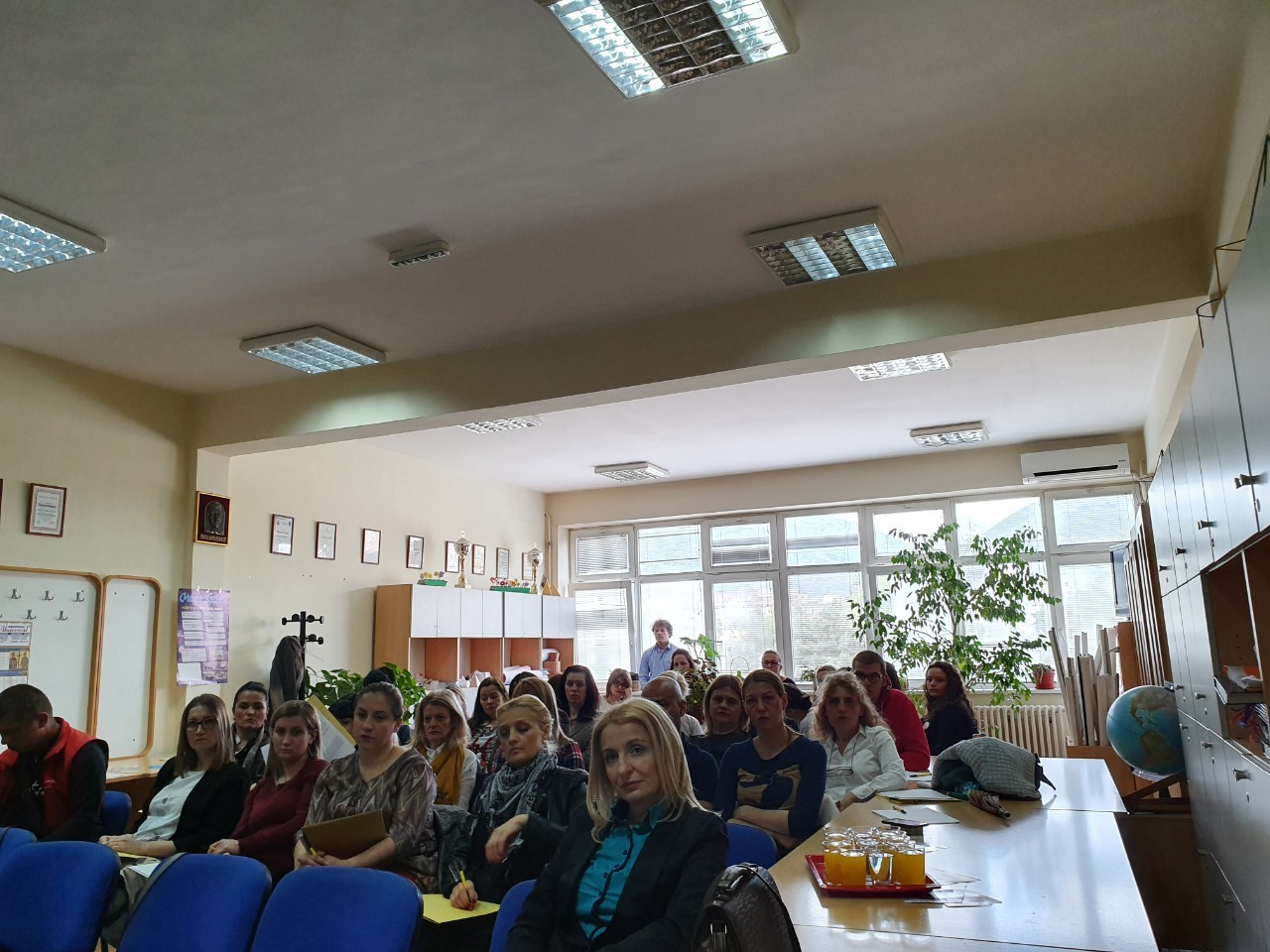 Trening trgovina ljudima Vranje