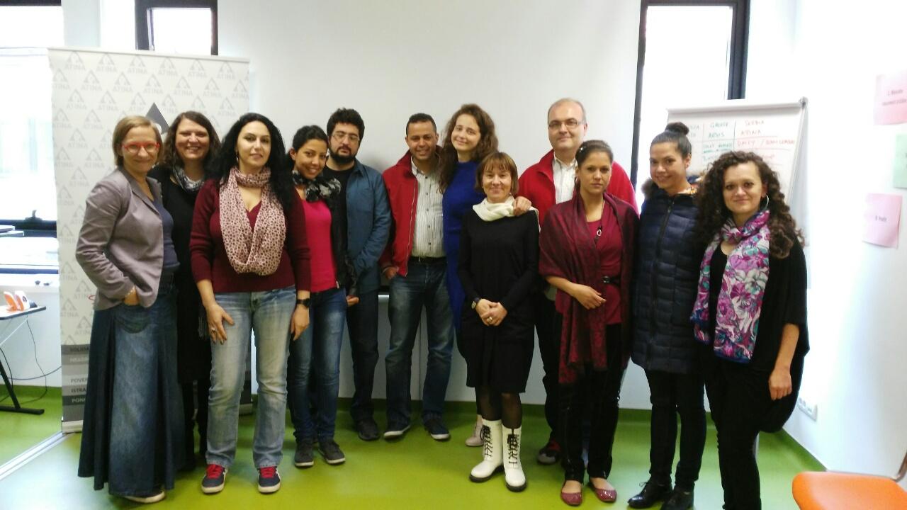 Arsis, NGO Atina, La strada, unaccompanied minors