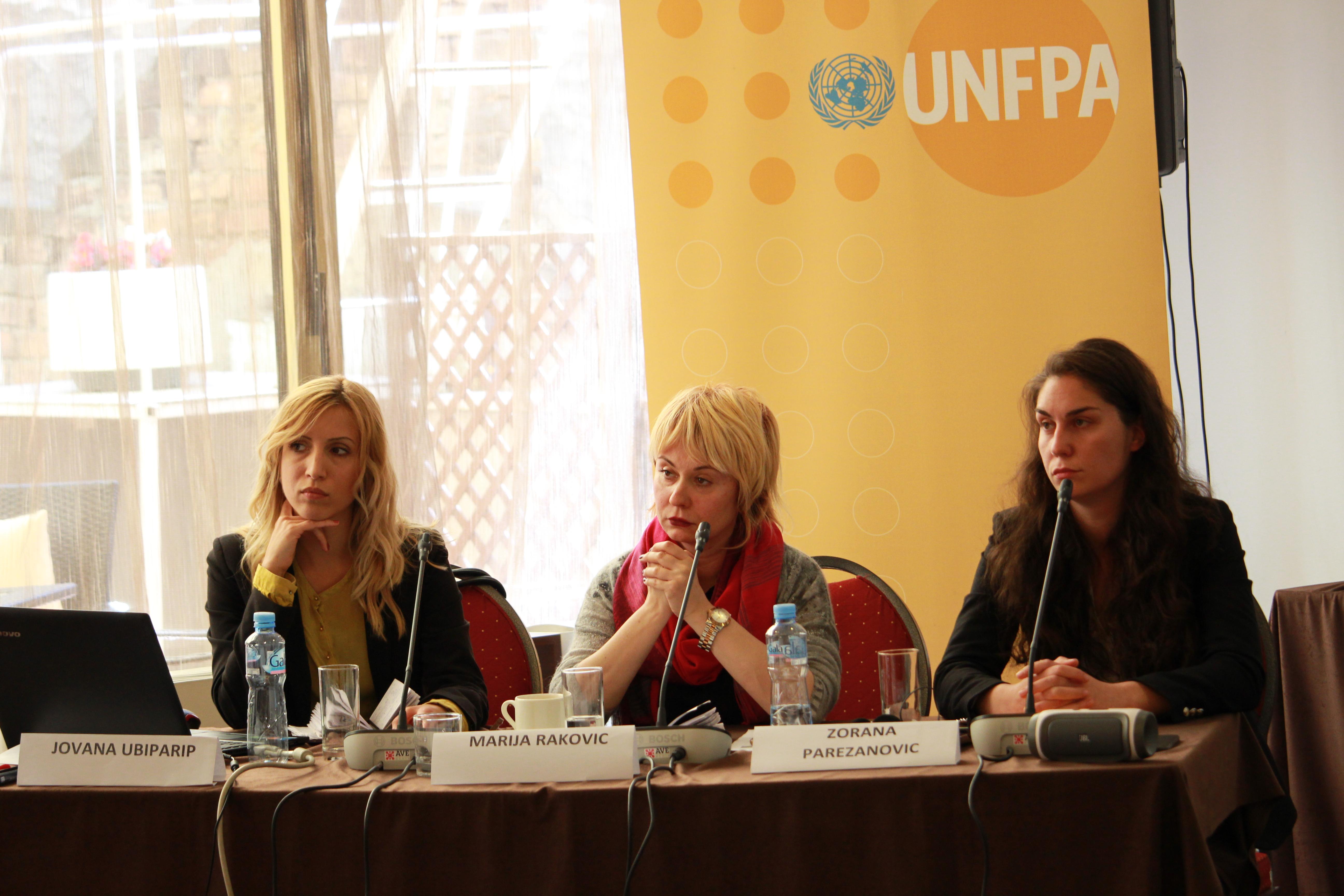Working Group for Gender Based Violence established in Serbia, NGO Atina