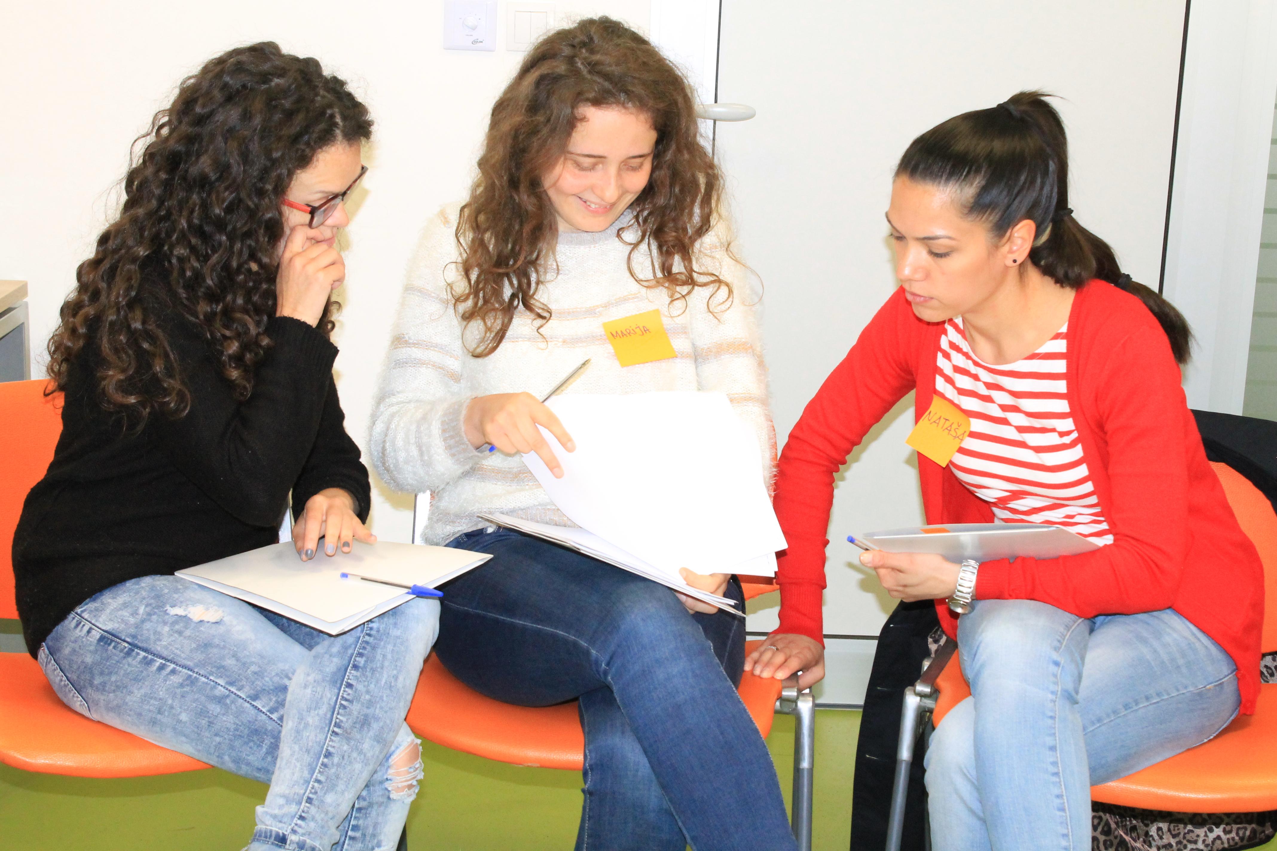 NGO Atina,Arsis,La strada, human trafficking